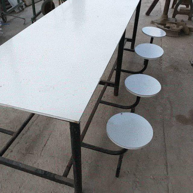 Balcão para cozinha e mesas. - Foto 3