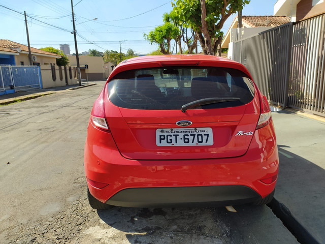 Ford New Fiesta Hatch 1.5 completo - Foto 11
