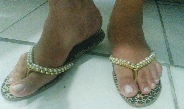 Calçados bom estado, baratos - Foto 5