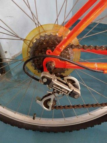 Caloi Moutain bike ATN antiga raridade