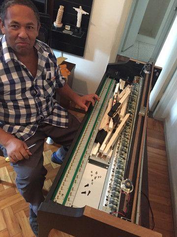 Técnico de pianos digitais: yamaha, roland,korg,michael, tokai - Foto 2