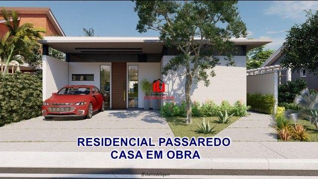 Casa Térrea no Passaredo  Com 3 Suites  Fino Acabamento.