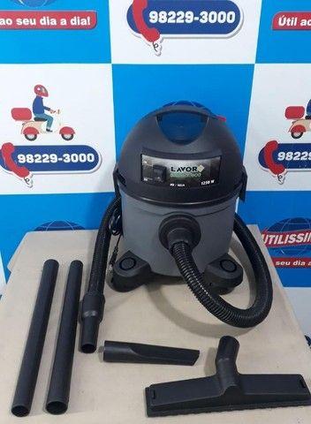 Aspirador De Pó E líquidos Lavor Compact  - Foto 5