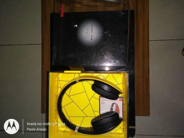 Headphone S66 Wireless - Foto 2