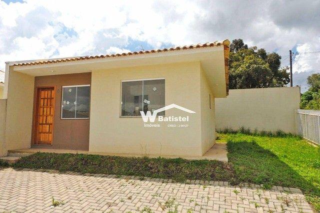 Casa com 2 dormitórios à venda, 45 m² por R$ 179.000 - Rua do Cedro N°616 Parque do Embu -