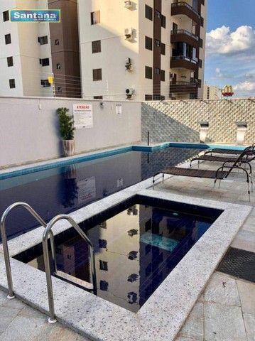 Apartamento com 3 dormitórios à venda, 85 m² por R$ 330.000,00 - Centro - Caldas Novas/GO - Foto 9