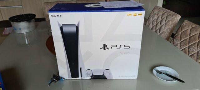 Console Playstation 5 Novo Nacional