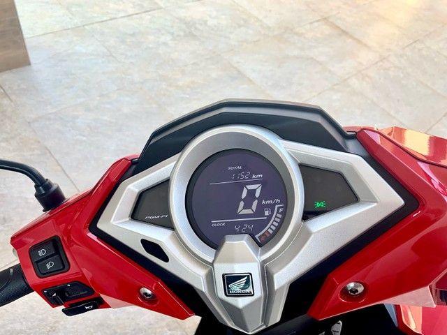 Honda Elite 125cc , 21/21 , 1000km =zero! - Foto 5