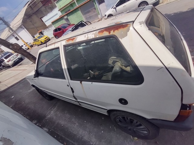 Fiat uno Mille smart sem cabeçote do motor - Foto 13
