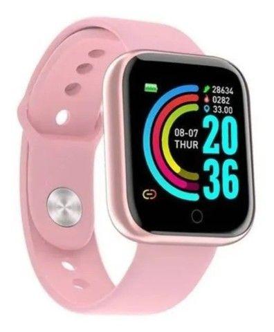 Relógio Inteligente Smartwatch D20 Bluetooth - Android E Ios - Foto 2