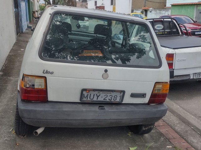 Fiat uno Mille smart sem cabeçote do motor - Foto 17