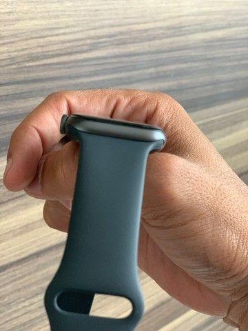 Apple Watch Serie 4 44mm - Até 12x no cartão! Semi novo, perfeito 44 mm 42 38 - Foto 4