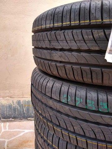 Pneu 195/55 R15 Pirelli Cinturato P1 Plus 85V Novo, original garantia - Foto 4