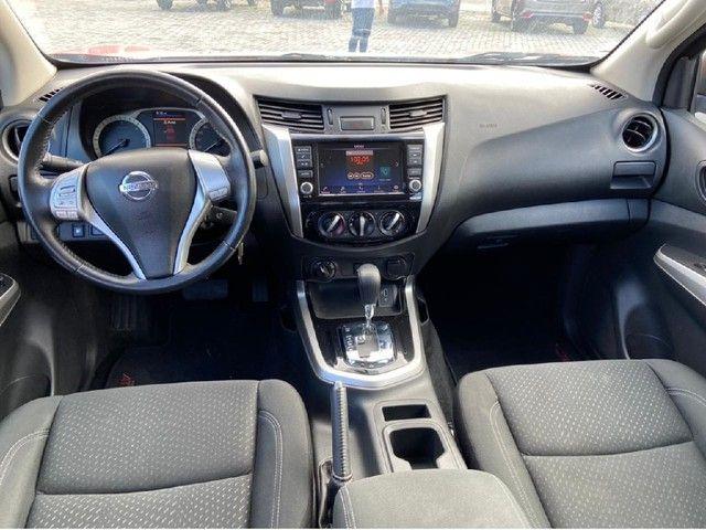 Nissan Frontier 2.3 16V TURBO DIESEL ATTACK CD 4X4 AUTOMÁTICO - Foto 5