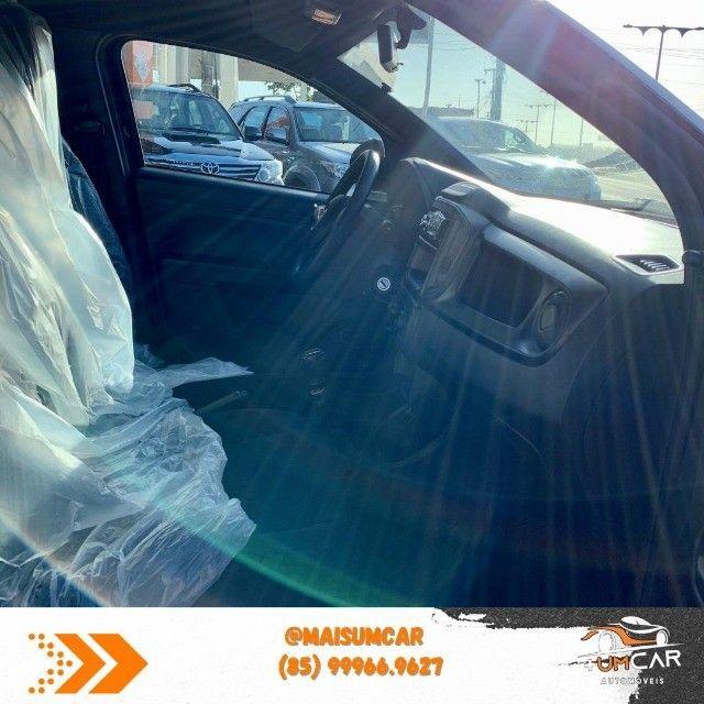 Fiat Strada 2021 - Endurance - 1.4 Flex - Preta - Pronta Entrega - Foto 8