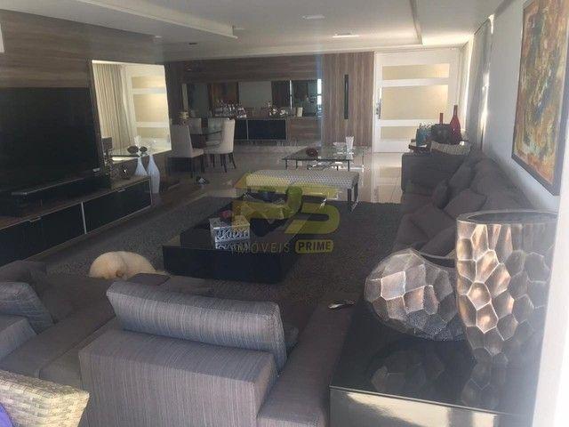 Apartamento à venda com 4 dormitórios em Cabo branco, João pessoa cod:psp556 - Foto 8
