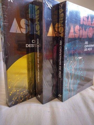 Saga dos Robôs (Isaac Asimov)