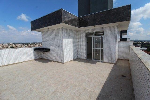 Cobertura à venda, 4 quartos, 2 suítes, 2 vagas, Rio Branco - Belo Horizonte/MG