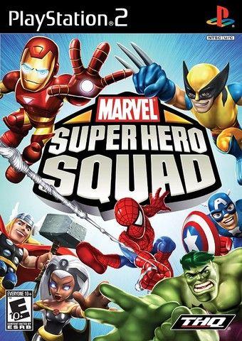 Jogos Marvel Super Hero Squad + Marvel x Capcom + Ultimate Aliance 2 pt/br PS2 Patch - Foto 2