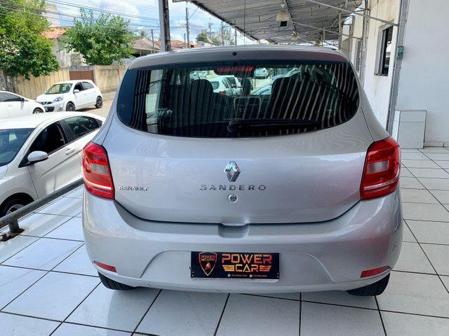 Renault sandero autentique 1.0 3cc 2020 completo  - Foto 7