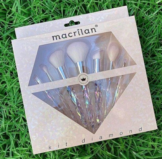 Kit Pinceis Diamond Macrilan