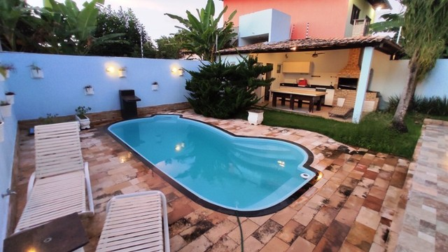 REF: CA001 - Casa a venda, Altiplano/Portal do Sol, 3 suítes, piscina