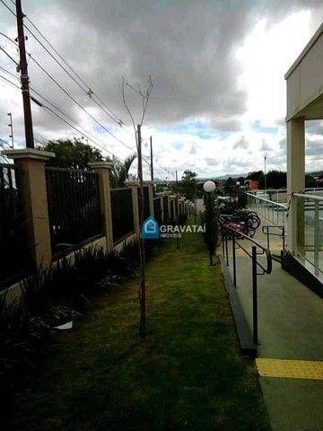 Apartamento com 2 dormitórios para alugar, 39 m² por R$ 620,00/mês - São Luiz - Gravataí/R - Foto 2