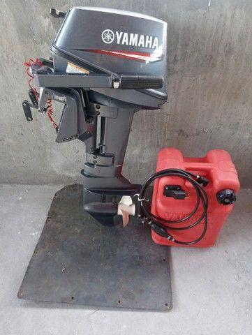Vendo Motor de polpa Yamaha. Fabricado em Outubro de 2012 - Foto 2