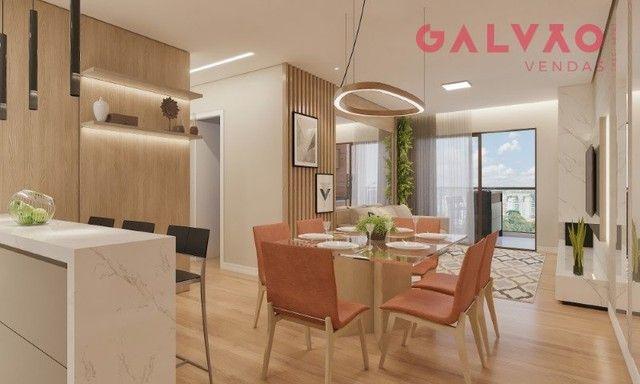 Apartamento à venda com 2 dormitórios em Bacacheri, Curitiba cod:41776 - Foto 4