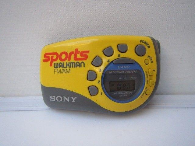 Walkman Sony Sports