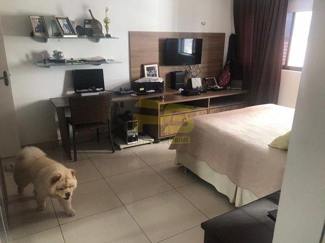 Apartamento à venda com 4 dormitórios em Cabo branco, João pessoa cod:psp556 - Foto 12