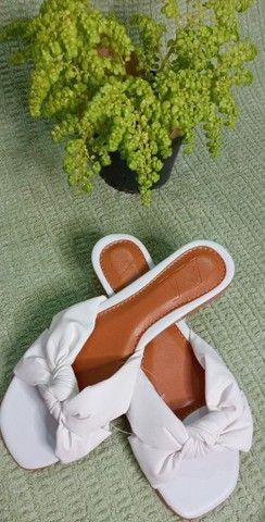 Sandália rasteira  - Foto 2