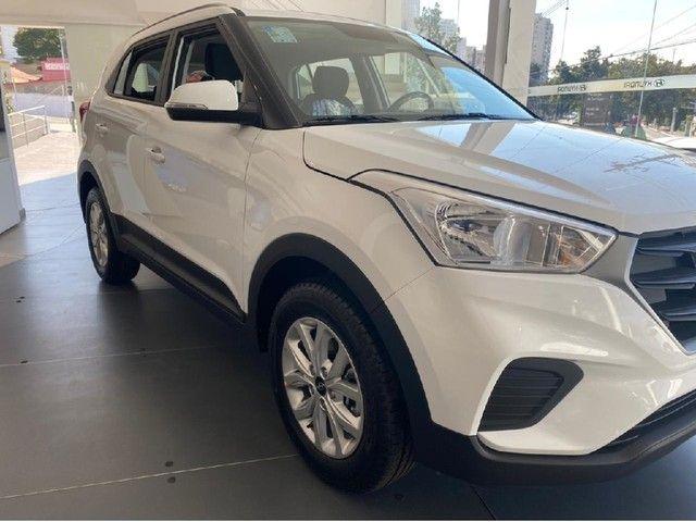 Hyundai Creta 1.6 16V FLEX ACTION AUTOMÁTICO - Foto 2
