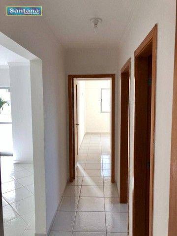 Apartamento com 3 dormitórios à venda, 85 m² por R$ 330.000,00 - Centro - Caldas Novas/GO - Foto 13