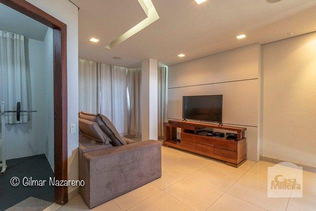 Apartamento à venda com 4 dormitórios em Alto caiçaras, Belo horizonte cod:336278 - Foto 5