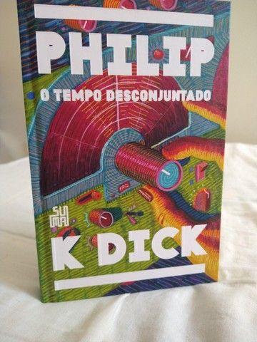 O Tempo Desconjuntado (Philip K. Dick)