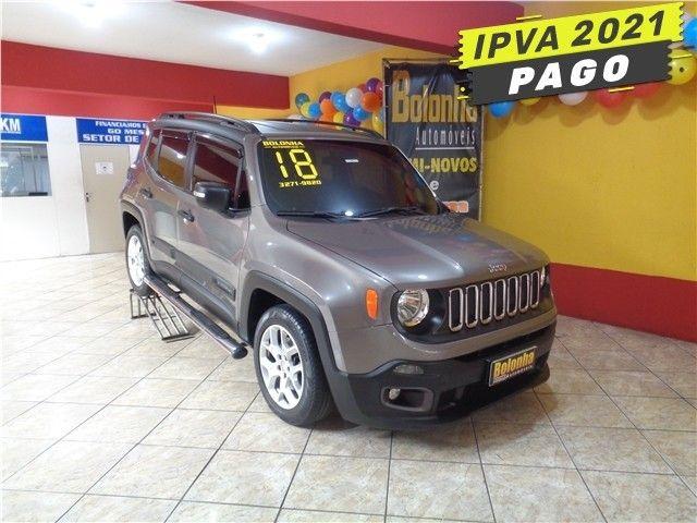 Jeep Renegade 2018 1.8 16v flex sport 4p automático