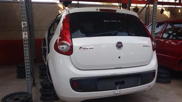 Peças usadas Fiat Palio Atractiv 2012 2013 1.0 75cv flex câmbio manual - Foto 2
