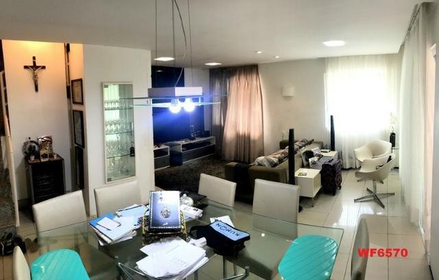 Laguna Ville, casa em condomínio, 4 suítes, 3 vagas, área de lazer completa, Lagoa Redonda - Foto 4