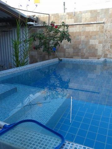 Casa com piscina e Banheira de Hidromassagem