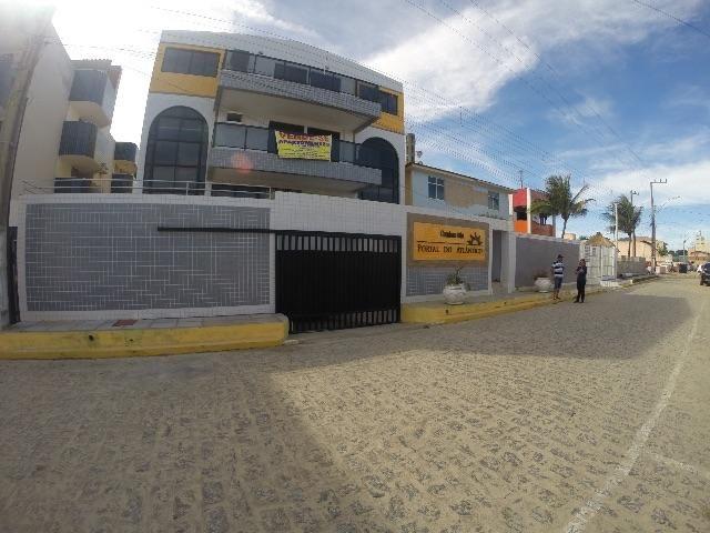 Apartamento na orla da Barra de São Miguel com financiamento bancário