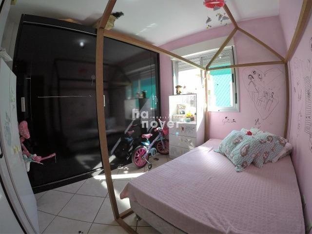 Apto 2 Dormitórios, Sacada com Churrasqueira no Centro de Santa Maria - Foto 6