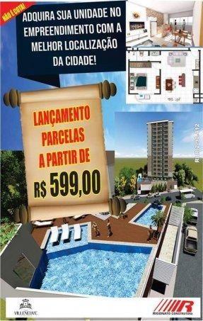 Apartamento Parcelado no centro de Caldas Novas - Flat a Venda no bairro Vila Ol... - Foto 8