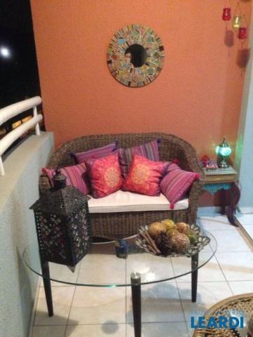 Apartamento à venda com 3 dormitórios em Nova petrópolis, São bernardo do campo cod:491313 - Foto 2