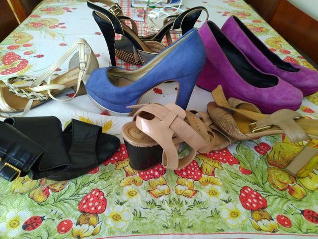 949d1d69e Sandália Ramarim n 34 - Roupas e calçados - Pilarzinho, Curitiba ...