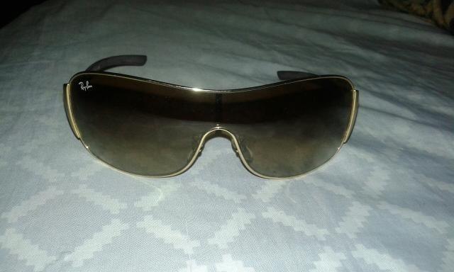 f731cd4b3 Óculos de sol ray ban máscara - Bijouterias, relógios e acessórios ...