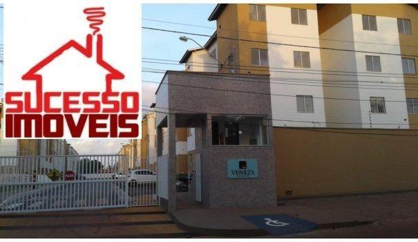 Condomínio Veneza Residence - Apartamento para Aluguel no bairro Saramanta - São.