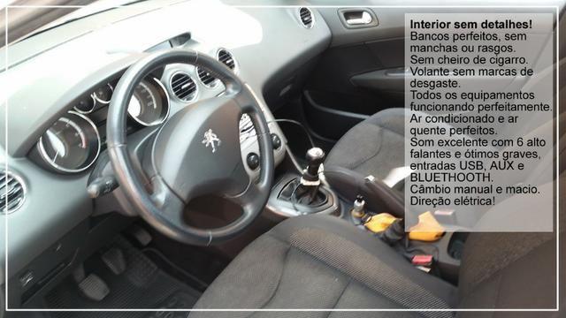 Peugeot 408 Allure 2012 2.0 + GNV e baixo Km. Leia o anúncio! - Foto 9