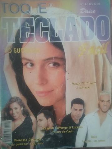 Revista Toque Teclado (Fácil) nº 42