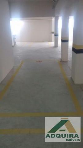 Apartamento  com 1 quarto no Edificio Vernon - Bairro Centro em Ponta Grossa - Foto 11
